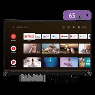 【送國際14吋立扇】 明碁 E65-720 電視 65吋 4K HDR 護眼大型液晶 Google 正版平台