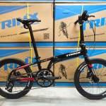 《免費送貨+送頭盔》TRINX FLYBIRD 3.5 - 10速 油壓碟剎 22吋(451) 摺疊單車*超順...