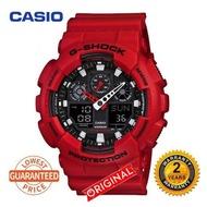 💥 Casio G-Shock GA100 Men Digital Quartz Watch Singapore Seller