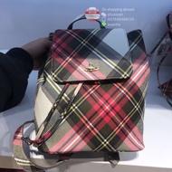 英國代購 Vivienne Westwood 女包 後揹包 後背包 雙肩包
