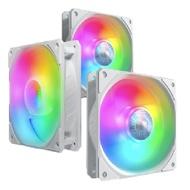 Cooler Master 酷碼 SickleFlow 120 ARGB White Edition 白色版 3合1風扇