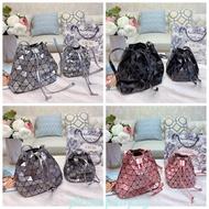 【Ready Stock】issey miyake Bucket Bag Bunch bag sling bag