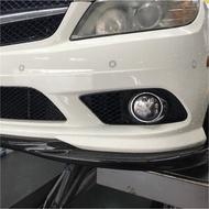 Benz W204 前期 碳纖維前下巴gh款 c300