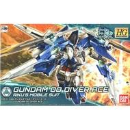 HGBD Gundam 00 Diver Ace (High Grade 1/144)