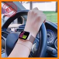 Hotsale! สินค้าดี มีคุณภาพ ราคาถูก Alva's ร้านขายอุปกรณ์โทรศัพท์ม❧┅สาย สำหรับ apple Watch Band Milanese Loop Series 1 2 3 4 5 6 44 มม 40 38 42 applewatch s
