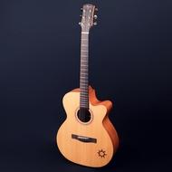 【成功樂器 . 音響】AYERS ACS-NSW 全單板 木吉他 民謠吉他奧森弦釘裝置