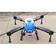 Gasoline engine oil drone generator 12KG 12L oil-electric hybrid agricultural plant protection spraying aircraft