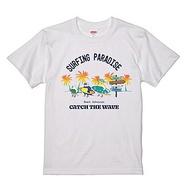 Java sparrow, budgerigar, cockatiel T-shirt