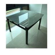 Gemini DT602 Marble Top Dining Table