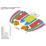 Jay chou tickets Cat 5.