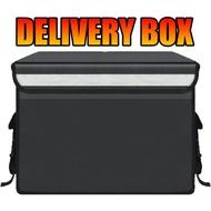[พร้อมส่ง] Delivery box กระเป๋าส่งอาหาร กล่องส่งอาหาร กระเป๋าแกร็บ LALAMOVE LINEMAN