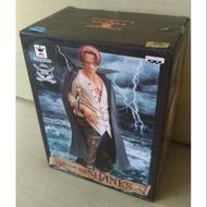正版金證日版 MSP 紅髮 傑克 四皇 海賊王 航海王 寬盒 公仔 景品 現貨 稀有 老物 大貨