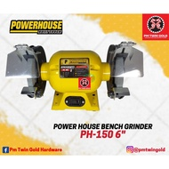 POWERHOUSE BENCH GRINDER
