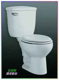 【水電大聯盟 】 CAN 頂洋衛浴 CS253F / CS254F 省水馬桶 虹吸式馬桶