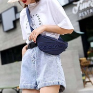Adidas Originals กระเป๋า Funny Bum Bag (DV0224) กระเป๋าสะพายคาดอกหรือคาดเอวสไตล์สปอร์ต วัสดุ Nylon Polyester แท้100%