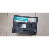 (二手中古電池) SEBANG 75D23L-SMF 免保養汽車電池 數值漂亮,品項優