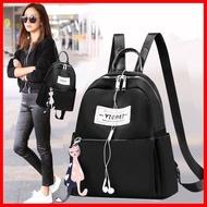 กระเป๋าสะพาย กระเป๋าเป้สะพายหลังหญิง 2020 กระเป๋าความจุขนาดใหญ่ป่าฟอร์ดผ้าผ้าใบสุภาพสตรีเดินทางกระเป๋าเป้สะพายหลัง กระเป๋าเดินทาง
