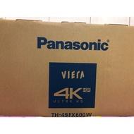 Panasonic TH49FX600w 4K電視二手