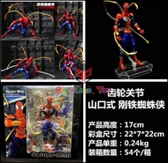 Model Figure Spiderman Avenger Tall 17-18 CM โมเดลฟิกเกอร์ สไปเดอร์แมน สูง 17-18CM