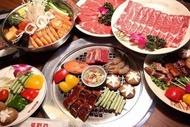 【書農臺灣優券】可利亞 無煙炭火碳烤 午餐券