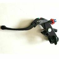 Left Handbrake Clutch Brake Clutch brembo crg Handle Folding Bending universal