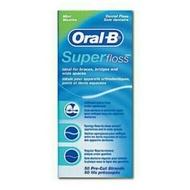 Oral-B 歐樂B三合一牙線
