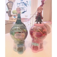 ☃️冰雪奇緣艾莎&安娜糖果扭蛋機 迪士尼糖果罐 Frozen Elsa & Anna Disney 迪士尼樂園香港限定