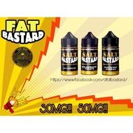 Fat Bastard Salts 30ml (30mg & 50mg ) Nic Salt Vape Juice E Juice E Liquid for Pod Vape