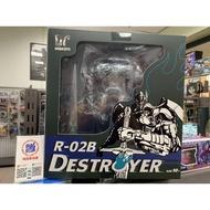 玩具聯合國★ 現貨 Unique Toys UT R-02B 暗黑版 騎士 柯博文 贈特典 非 探長 天火