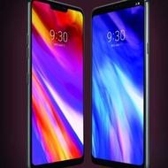 原廠公司貨LG G7 8核/4G+128g藍色6.1吋/1600萬/單卡/韓版福利機外觀全新