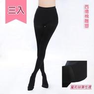 [買二送一] 魔莉絲彈性襪-360DEN西德棉褲襪一組三雙-醫療襪壓力襪靜脈曲張襪醫療襪