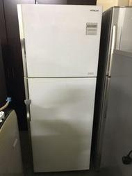 Hitachi 365l 2 door fridge / refrigerator