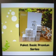 Cream Wd Premium Basic Package 5 Packages