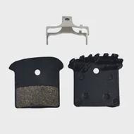 Brake-Pads Mountain-Bike-Accessories Ice-Tech Deore Shimano Cooling-Fin Metal for XTR