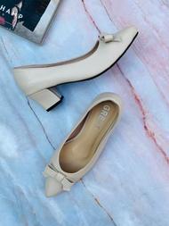 GREAT-C09 รองเท้าทำงาน ผญ รองเท้าคัชชูผญ รองเท้าคัชชูทำงาน รองเท้าคัชชูส้นสูงไซส์ใหญ่ รองเท้าคัชชูไซส์ใหญ่ ส้นสูง2นิ้ว