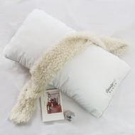 ㋛Texturehome.㋛現貨👍🏻席夢思黑標枕頭美國飯店頂級黑標枕頭枕芯豪華天絲羽絨枕頭