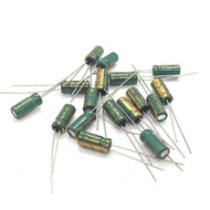 5pcs 10uF63V Electrolytic capacitor 10uF 63V size: 5*11mm 10uF 63V capacitor 10uF63V