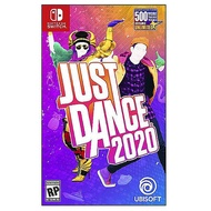 任天堂 Switch Just Dance 舞力全開 2020 (中/英版)