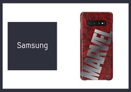 SAMSUNG Galaxy S10+ 原廠智能保護殼 Marvel