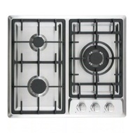 La germania stainless 3 gas built in hob HC-6003