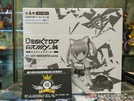 James room==MegaHouse DESKTOP ARMY 機娘 桌面軍隊 KT-321f 盒蛋正版