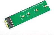 ZTC Thunder Board NGFF M.2 M or B Key SSD to 18Pin. Replacement For Sandisk U100 Series SDSA5JK and ADATA XM11 all sizes SSD in Asus UX31 UX21 Zenbook. Model ZTC-AD003