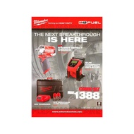 **Promotion** Milwaukee Stubby Impact Wrench Combo Package M12 FIW