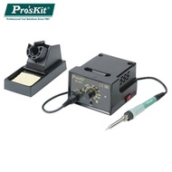 【ProsKit 寶工】防靜電溫控焊台 類比式 SS-206E