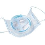 立體 口罩 防疫 支架 (不包含口罩) 內有教學影片 5入/包