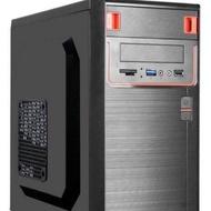 華碩 Intel 八代 i7-8700T 12核主機 4G 120G SSD win10 GTX 750Ti 2G 獨顯
