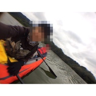 Advanced Elements AE1007 雙人充氣獨木舟 雙人舟 二手 充氣舟 釣魚舟 Kayak