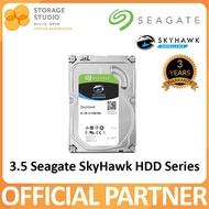 Seagate SkyHawk Surveillance HDD 3.5 3TB / 2TB / 1TB. Local SEAGATE Warranty: 3 Years