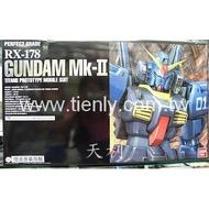 【鄭姐的店】日本 BANDAI 1/60 PG RX-178 MKⅡ 黑色鋼彈