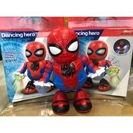 聲光&跳舞的蜘蛛人·